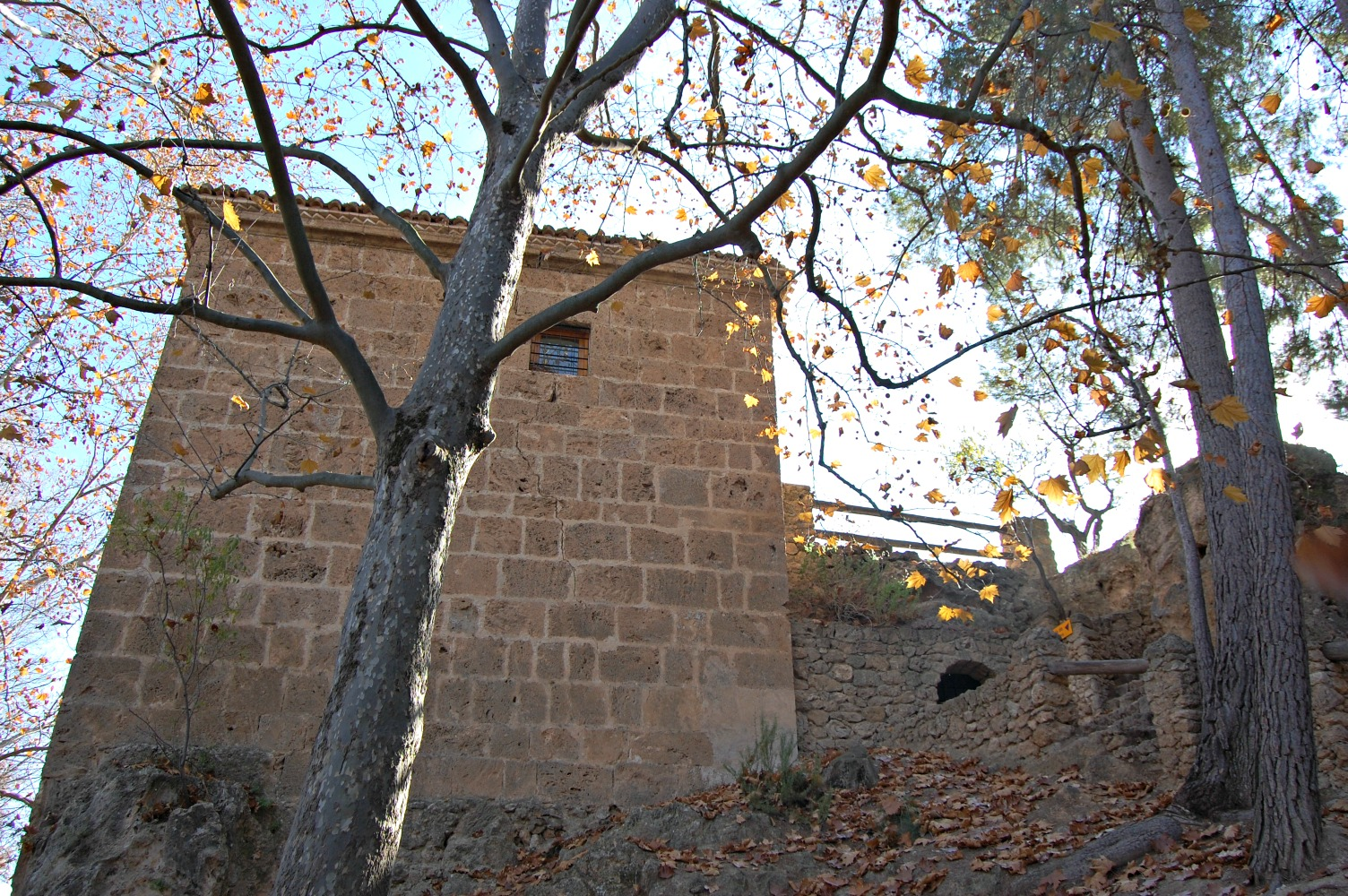 Torre los Templarios, Caravaca